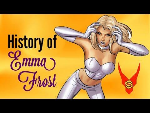 History of Emma Frost  EXPLORING COMICS
