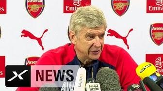 Das sagt Arsene Wenger zum Chicharito-Gerücht | FC Arsenal | Bayer 04 Leverkusen