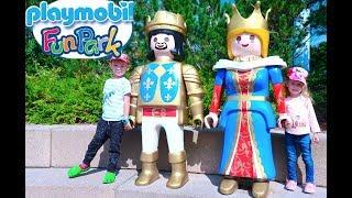 видео: Плеимобил Германия Едем в Playmobil Funpark Парк Развлечении