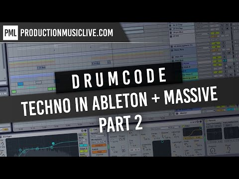 Techno from Start to Finish - Drumcode   Enrico Sanguiliano Style Remake PART 2