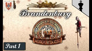 EU4 - MEIOU & Taxes - Belligerent Brandenburg – Part 1