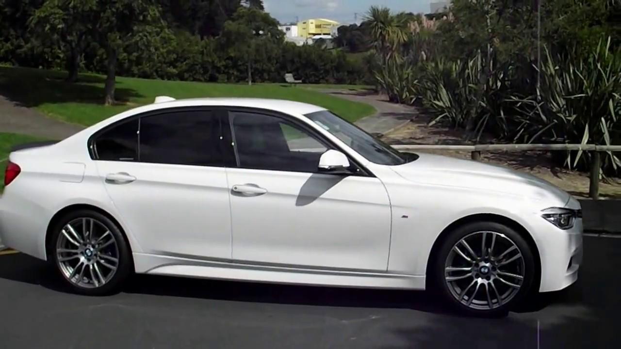 BMW 320I 2016 >> 2016 BMW 320i M-Sport Sedan - YouTube