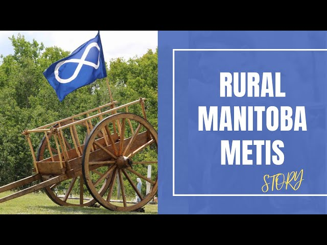 Metis Hunter Shawn Paul / FIRST PEOPLES VOICES