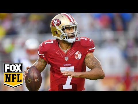 NFL Commissioner encourages teams to sign Colin Kaepernick, FOX Football Now reacts | FOX NFL