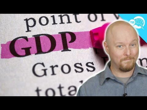 What The Heck Is GDP?