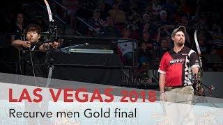 Han Jaeyeop v Brady Ellison – recurve men's gold medal match |Las Vegas 2018