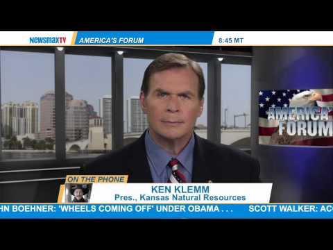 Ken Klemm: The president of Kansas Natural Resources Coalition