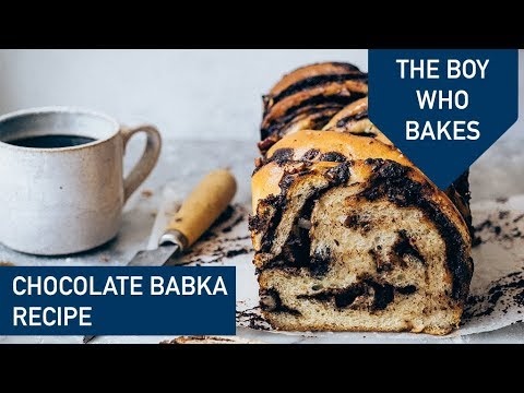 How to make Chocolate Babka - The Boy Who Bakes - Recipe