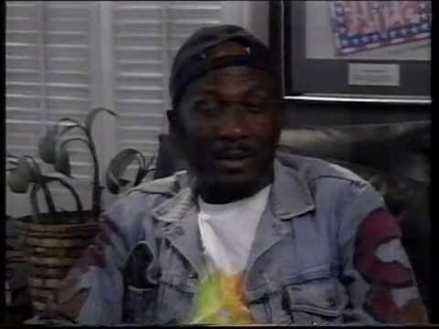 Jimmy Cliff ~ Interview