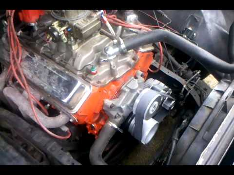 Big block chevy 350 donk - 2 part 10