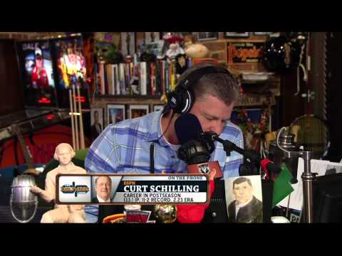Curt Schilling on The Dan Patrick Show (Full Interview) 01/09/2015