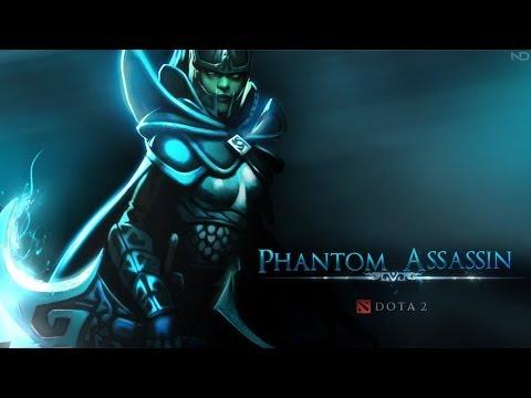 видео: Дота 2 Гайды от Бога:  Гайд по dota 2 - phantom assassin |  Пыдыыыыщщщьь !!