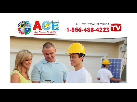 ACE Solves It All - HVAC, Plumbing, Electrical & Solar