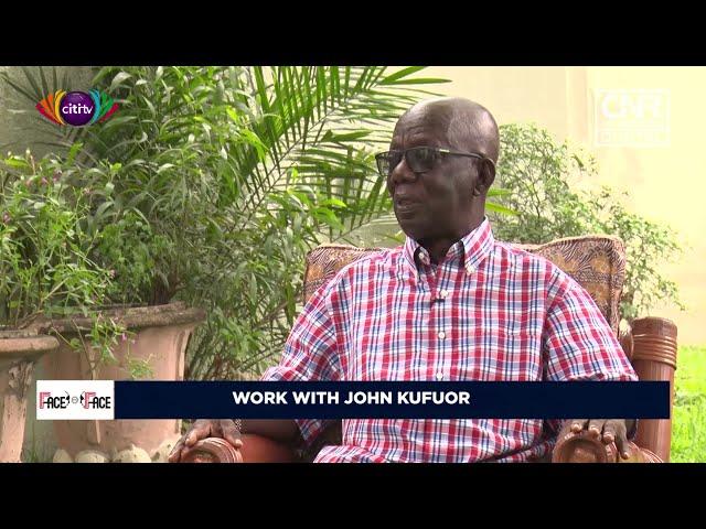 I was surprised to see Atta Mills in politics - Kwadwo Mpiani