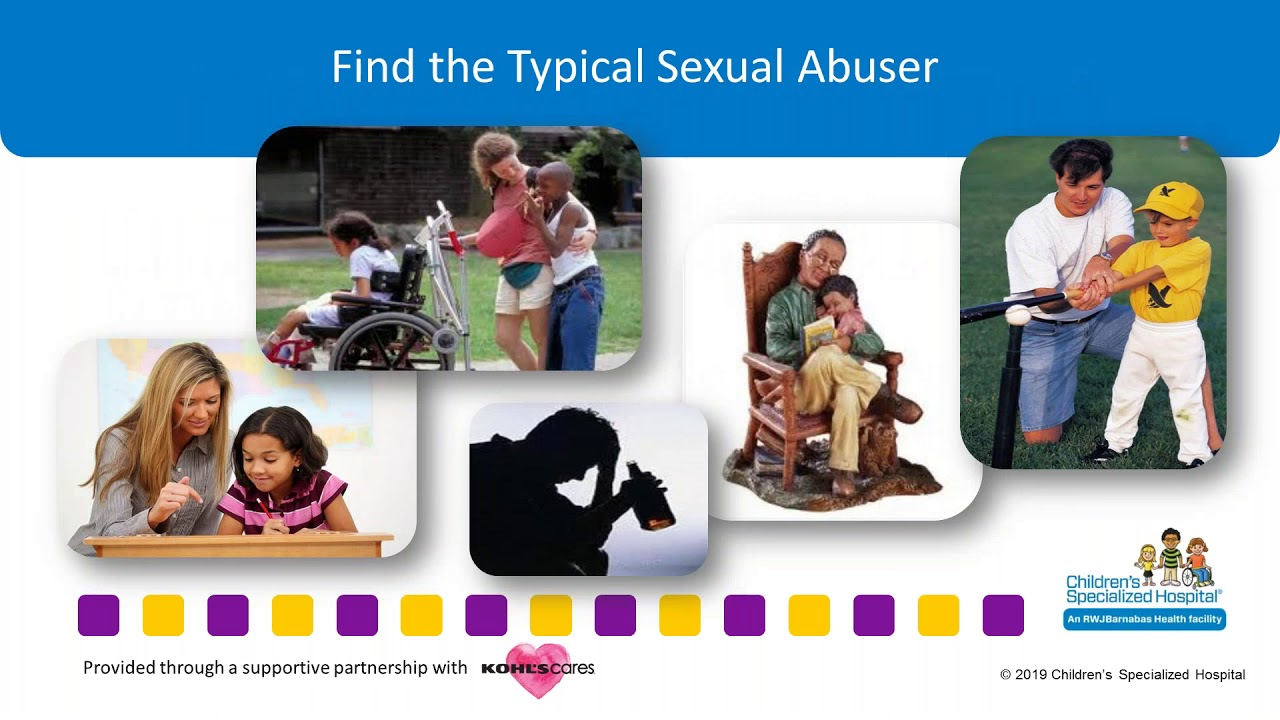 Abuse And Exploitation Of People With Developmental >> Sexual Abuse And Exploitation Among Youth With Intellectual And Developmental Disabilities