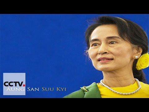 Aung San Suu Kyi visits China to boost ties