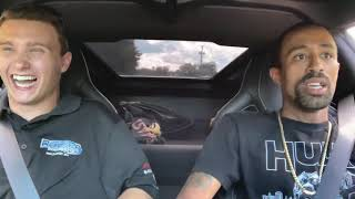 Epic reaction to 700hp C7 zo6