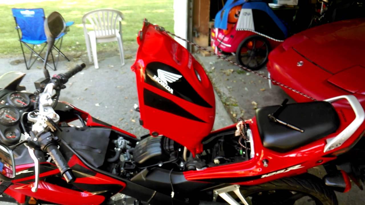2008 honda cbr 125r fuel gauge repair youtube fandeluxe Image collections