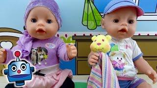 Ropa de bebé para niño y niña de Baby Born - Juguetes de Baby Born
