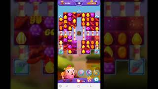 Candy Crush Friends Saga Level 447 ~ No Boosters