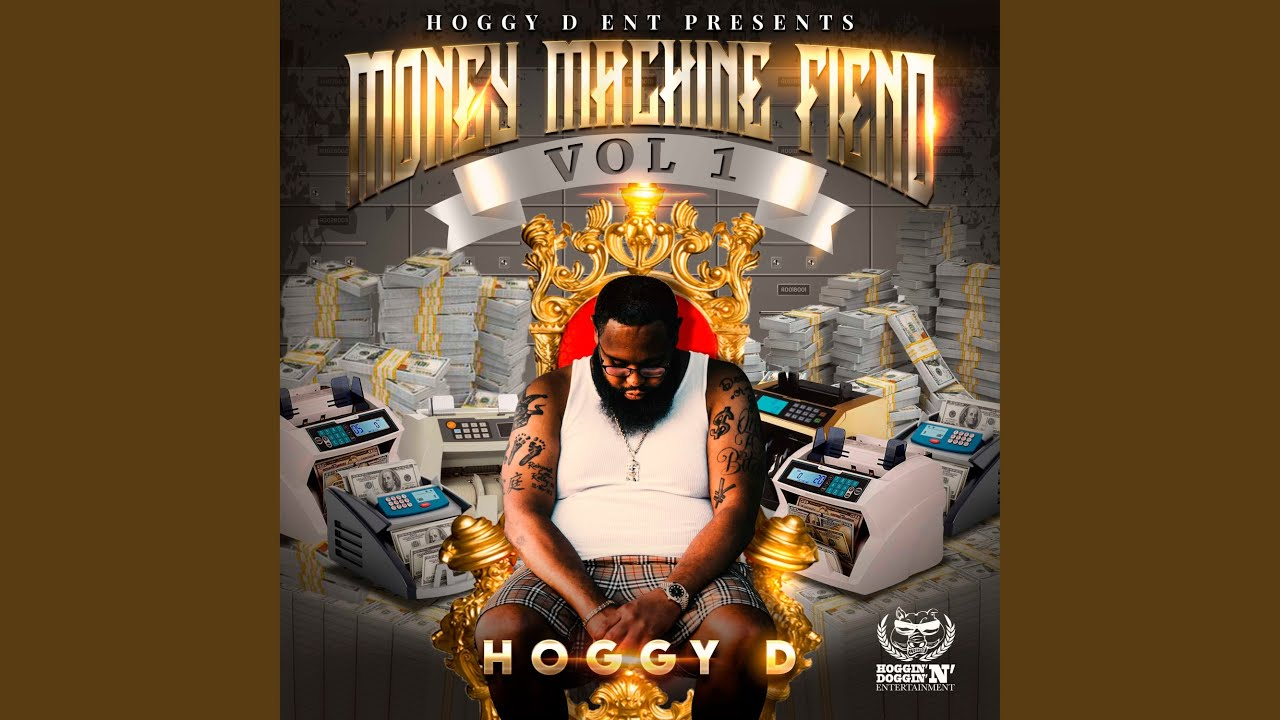 """Hoggy D Entertains and Educates On New Project """"Money Machine Fiend"""" Vol. 1"""