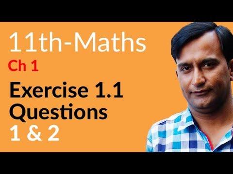 11th Math Book