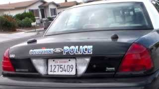 Oceanside, CA Police Gang Stalking - 1 of 2 Videos  - July 24, 2013