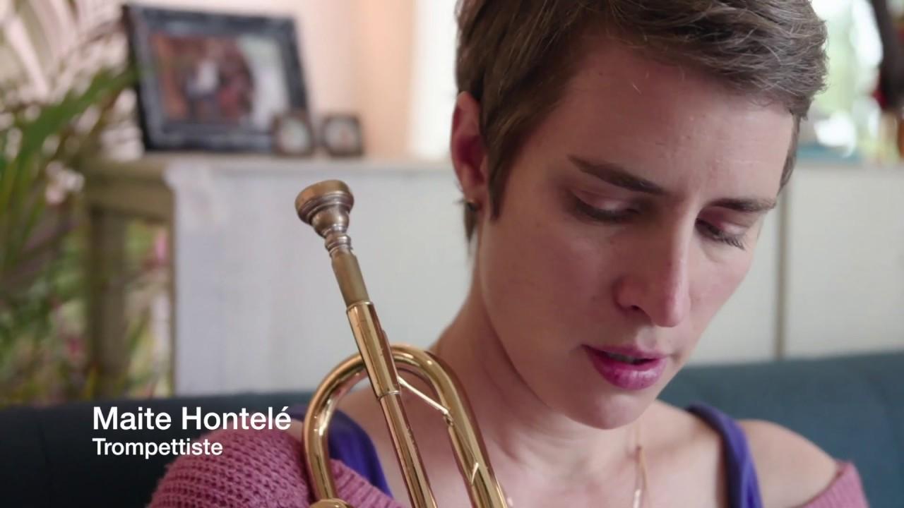 Ademtocht, de vele gevechten van Maite Hontelé - trailer