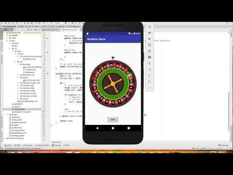 Develop A Roulette Game For Android