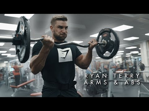 BEST WAY TO BUILD YOUR ARMS AND MIDSECTION | RYAN TERRY