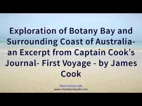 Exploration of Botany Bay and Surrounding Coast of Australia  an Excerpt from Captain Cook's Journal