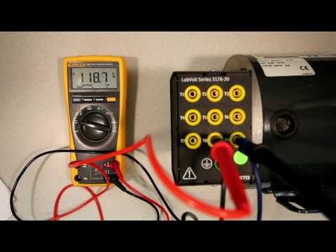 Dual Voltage, 3 Phase, 9 Lead Wye Motor Connections #2