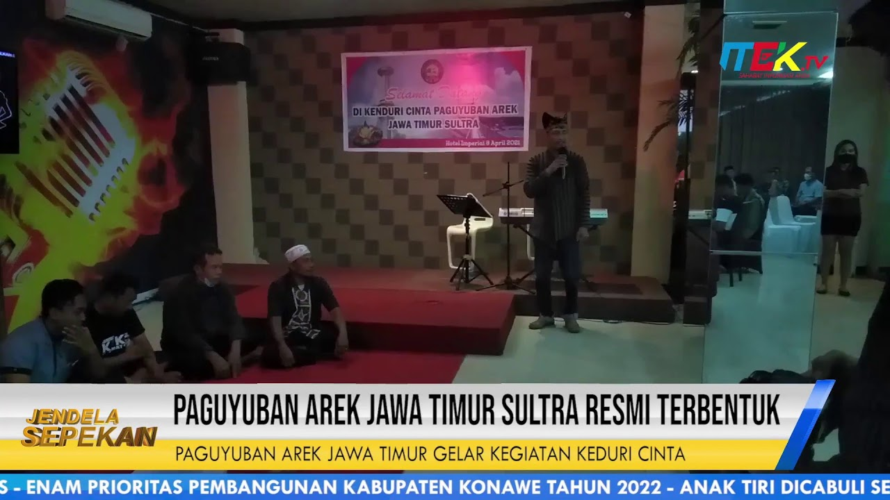 (LIVE) Jendela Sepekan 10 April 2021