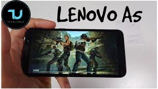 Lenovo A5 Gaming test/NBA 2K19/PUBG/Cyber Hunter/mt6739 SOC