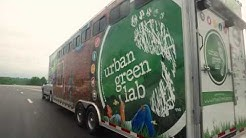 Nissan TITAN XD drives sustainability education with Urban Green Lab
