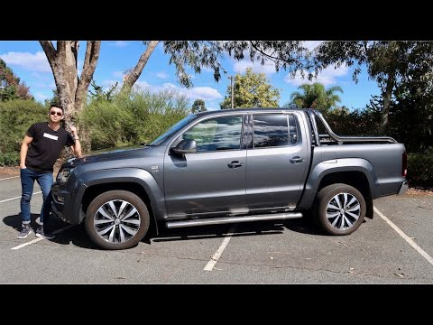 Power, Beast - 2020 Volkswagen Amarok 580 V6 Review