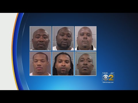 Guilty Verdicts In Black Souls Gang Racketeering Trial