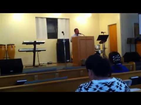 Hmong sermon by Pastor Paul Chang
