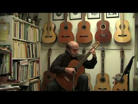Jomeh (Friday )Farhad Mehrad Trascripted for Classical Guitar By: Boghrat