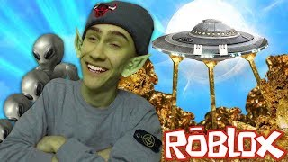 IK HEB MIJN EIGEN UFO! (Roblox Laser Tycoon)