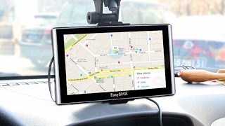 EasySMX 739 GPS Navigator Unboxing and Review