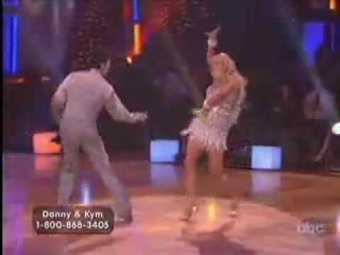 Dancing With The Stars 2009 Winner Donny Osmond - 1st Dance