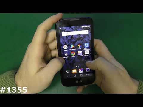 Hard Reset LG K3 LTE K100DS. Вирусы и Безопасный режим на Android