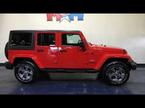 Used 2018 Jeep Wrangler Unlimited JK Christiansburg VA Blacksburg, VA #DC190315A