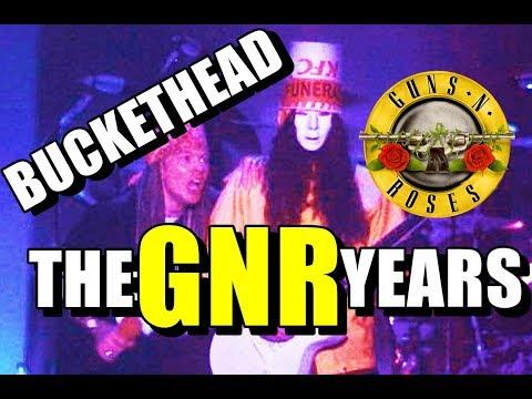 Buckethead – The Guns N' Roses Years 🔫🌹