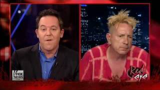 John Lydon RED EYE INTERVIEW ( April 8th ,2010 )