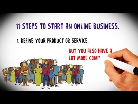 11 Steps to Start an Online Business in 2016