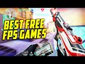 Gambar cover TOP Free To Play FPS Games 2021 | The BEST Free FPS Games