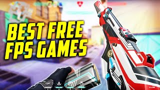 TOP Free To PĮay FPS Games 2021 | The BEST Free FPS Games