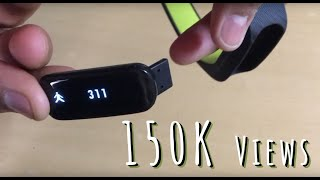 Fastrack Reflex 2.0 | SWD90059PP05 | Quick Unboxing | & How to charge | Best Fitness Band Under 1500